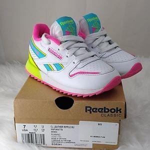 Neon colors Reebok classic